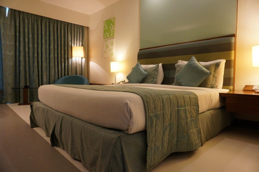 מיטה מעוצבת